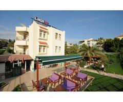 Linda Apart Hotel - Leiligheter i Side/Tyrkia