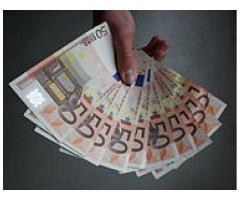 tilbud om et lån av penger raskt og pålitelig