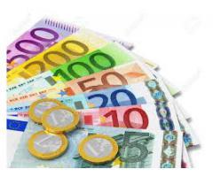Jag fick också min lån på 150.000 €