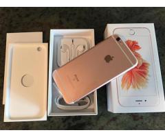 F/S Apple iphone 6s 128gb /Samsung galaxy s7 egde