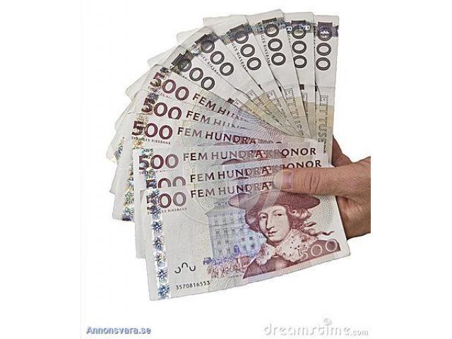 Letar du efter ett lån snarast? antingen: