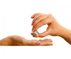 Inteckning * Förvärv av kredit * personliga lån
