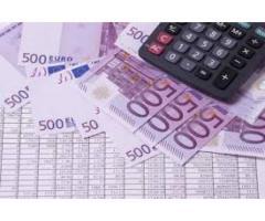 Utbudet av finansiering mellan allvarliga individuella och snabb