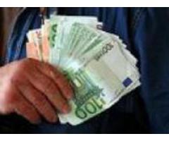 finansiell bistand til endelig bryte den fastlåste situasjonen