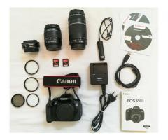 Canon EOS 650D/Rebel T4i Digital SLR Camera