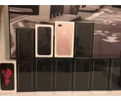 Ny Apple iPhone 7 Kr.3850 iPhone 7 Plus Kr. 4675 Samsung S8 Kr.5000 S8+ S7