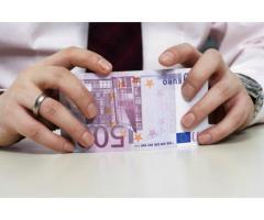 områder av kunngjøringer av lån mellom bestemte