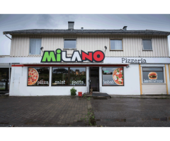 Milano Pizza take away Italiensk Pizza