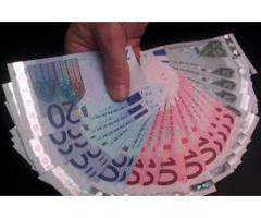 kreditter fra 2000 til 800 000 €