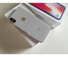 Apple iPhone x 64gb 399 EUR iPhone x 256gb 449 EUR