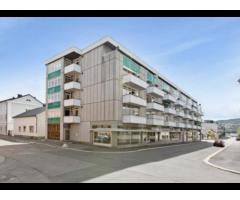 Parkering i lukket garasje sentralt i Drammen