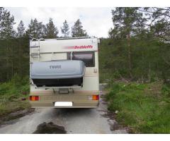 Liten Camping Car Dethleffs Globetrotter