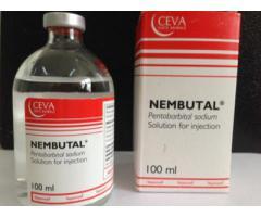 Nembutal, Pentobarbital natriumpulver