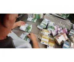 Lånbjudande Upp till 50 000 000 euro på 48 timmar.