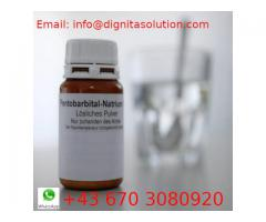 Kjøp Barbiturat Natrium Pentobarbital - Kjøp Nembutal