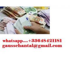 Darlehen von €2000, € 50.000, 100.000.000