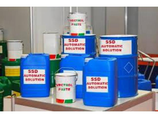 People in South Africa-Kuwait-UAE Call for Universal SSD Chemical Solution Producer  +27787917167
