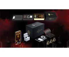 K1 Impulse: Verdens første blockchain-krypterte satelitt-telefon
