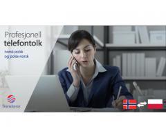 Polsk tolk og oversetter