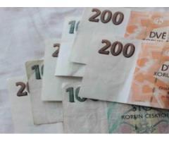 Naléhavá nabídka půjčky do 24 hodin