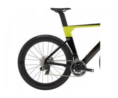 2021 Cannondale SystemSix HiMOD RED eTap AXS Disc Road Bike - (PT. WORLDRACYCLES)