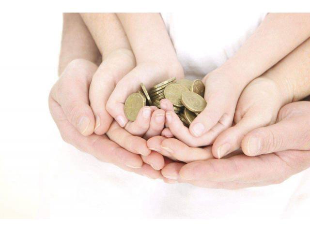 Økonomisk bistand til enkeltpersoner.