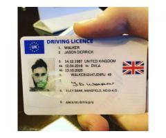 Kjøp ekte førerkort online