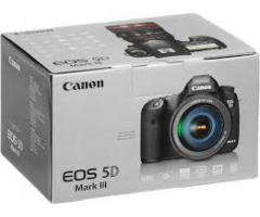 Nytt Canon EOS 5D Mark III, II, 60D digitalt speilreflekskamera