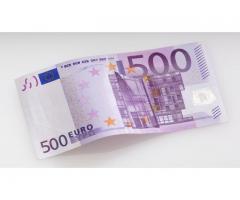 Utlysning av lån. Whatsapp: +34 655052711